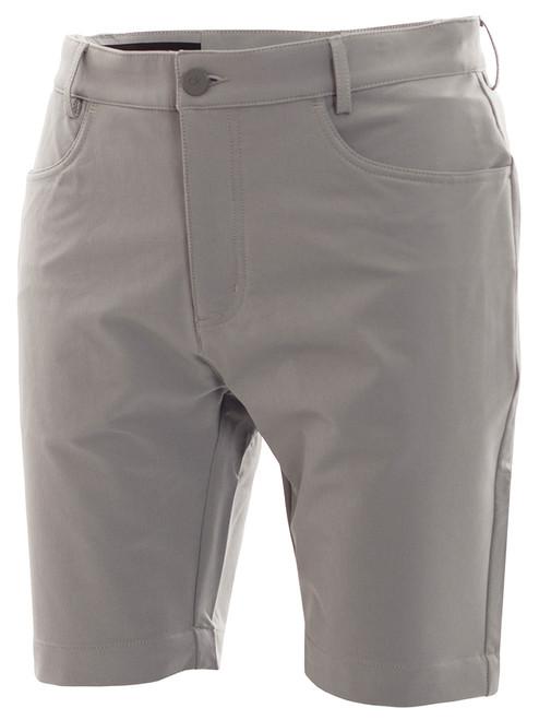 Calvin Klein Genius 4-way Stretch Short - Silver