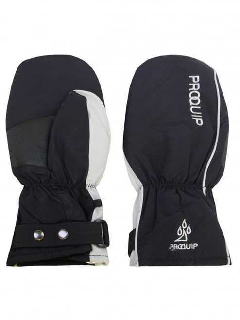 Proquip Winter Mittens - Black/Silver