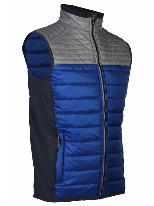 Proquip Therma-Pro Gilet - Pewter/Surf/Light Grey