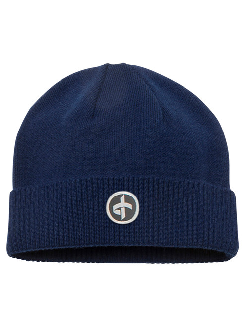 Cross M/W Beanie - Navy