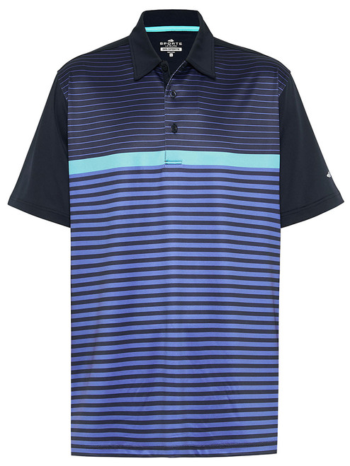 Sporte Leisure Dri-Sporte Alan Polo - French Navy