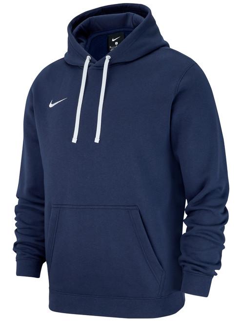 Nike Team Club 19 Pullover Hoodie - Navy