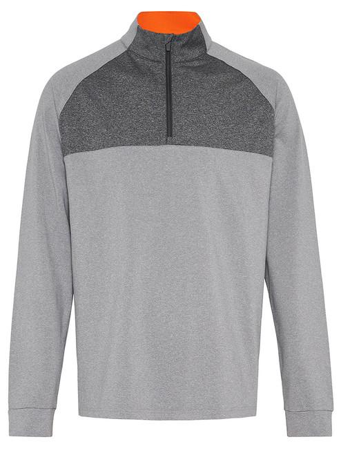 Sporte Leisure Thermo-Tec Melange Pullover - Fossil Grey