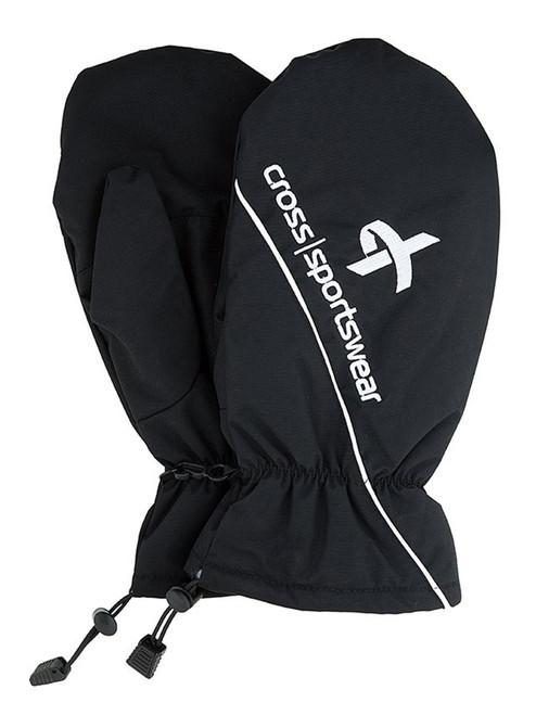 Cross Golf Mitts - Black