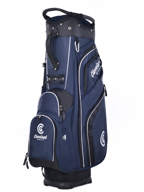 Cleveland Cart Bag - Navy/Black