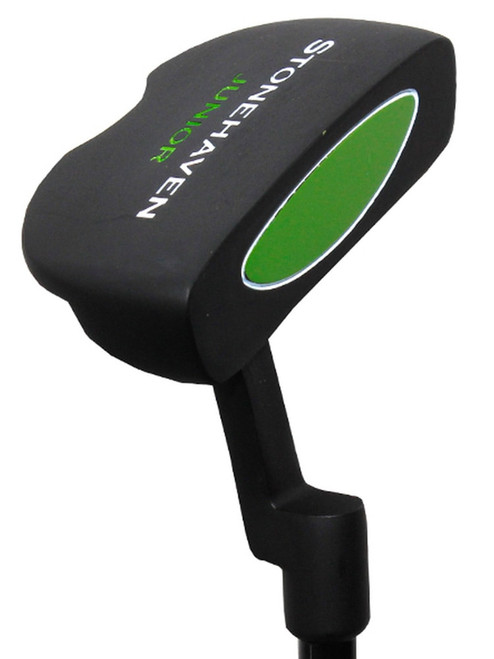 Stonehaven Junior Green Putter - Ages 7-9