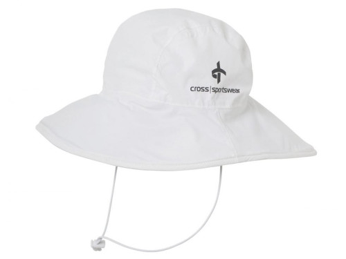Cross Storm Hat - White
