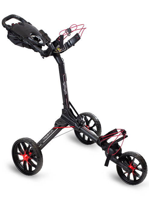 BagBoy Nitron Buggy - Black/Red
