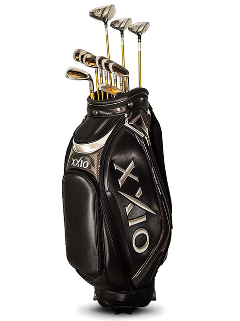 XXIO Gold Limited Edition Package - Graphite Shafts