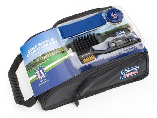 PGA Tour Shoe Bag Kit