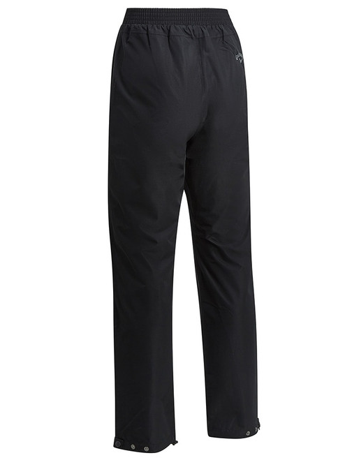 Callaway Corporate Waterproof Regular Leg Trouser - Caviar