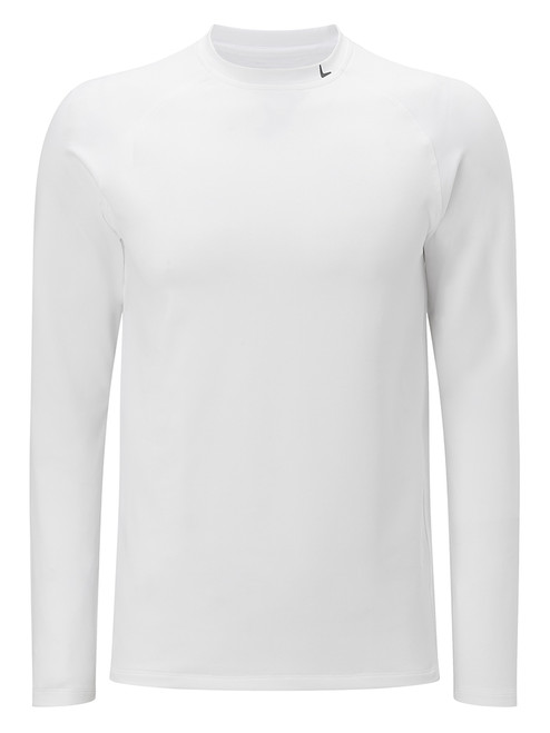 Callaway Long Sleeve Soft Compression - Bright White