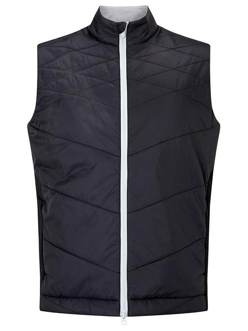 Callaway Puffer Vest II - Caviar