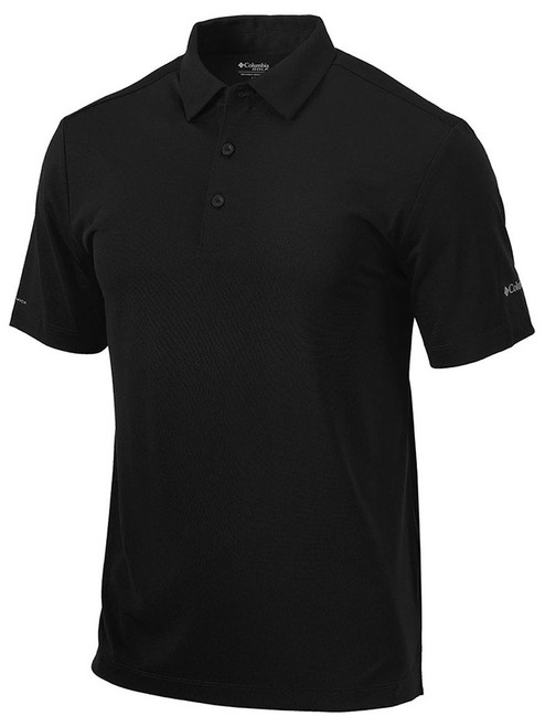 Columbia Golf Omni-Wick Drive Polo - Black