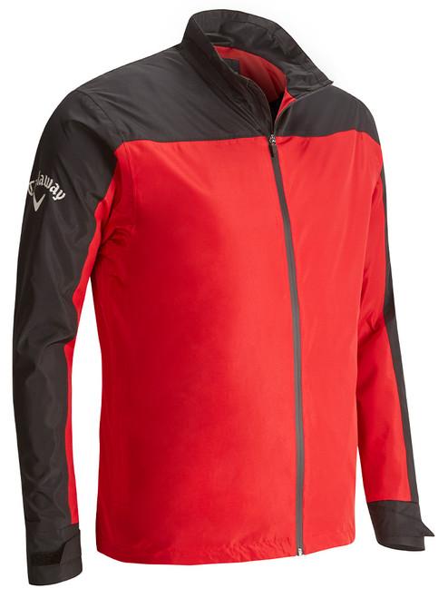 Callaway Corporate Waterproof Jacket - Tango Red