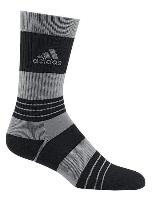 Adidas Linear Crew Sock - Black/Grey Three F17