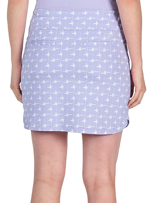 Nivo W Lovie Pull-On Skort - Frosted Lavender