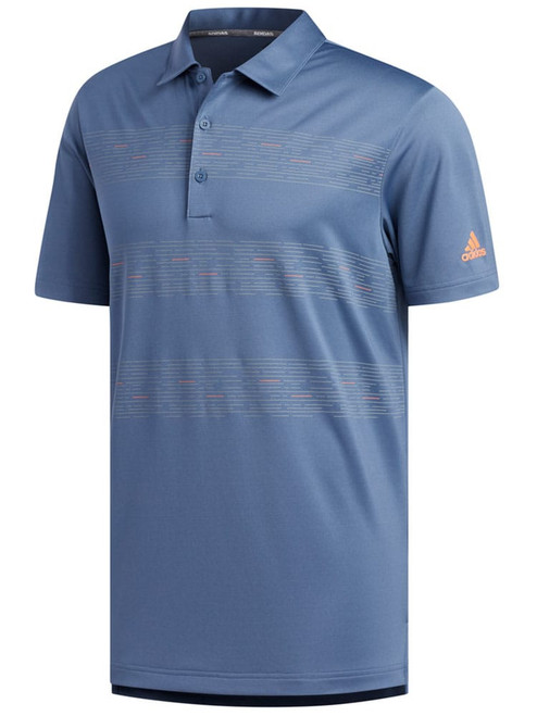 Adidas 3-Stripes Polo - Tech Ink