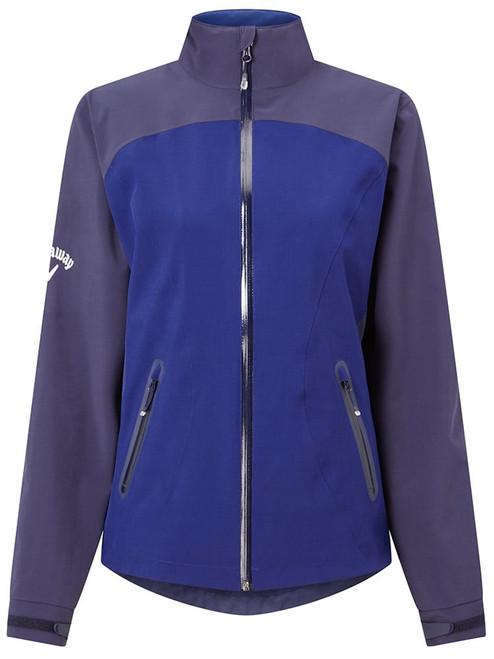 Callaway W Liberty Waterproof Jacket - Peacoat