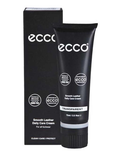 Ecco Smooth Leather Care Cream - Transparent