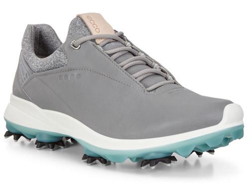 Ecco W Biom Hybrid G3 Golf Shoes - Wild Dove/Sky Blue