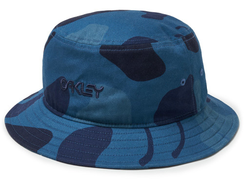 Oakley Bucket Hat - Camou Blue