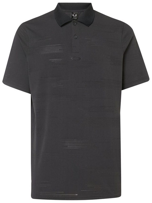 Oakley Balata Performance Polo - Dull Onyx