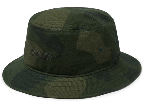 Oakley Bucket Hat - Camou Green