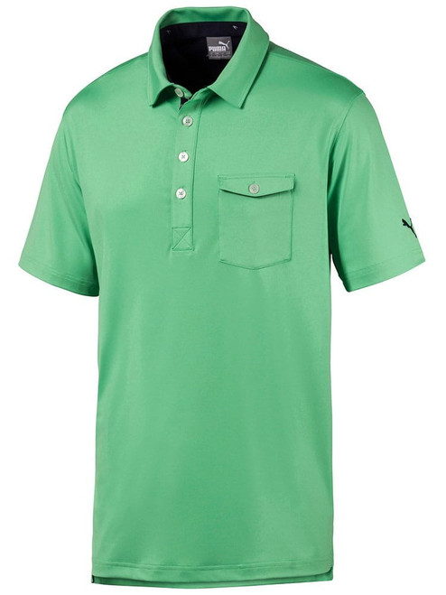 Puma Donegal Polo - Irish Green