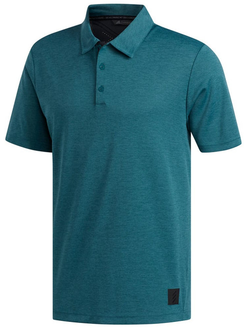 Adidas Adicross No-Show Transition Polo - Tech Green Mel.