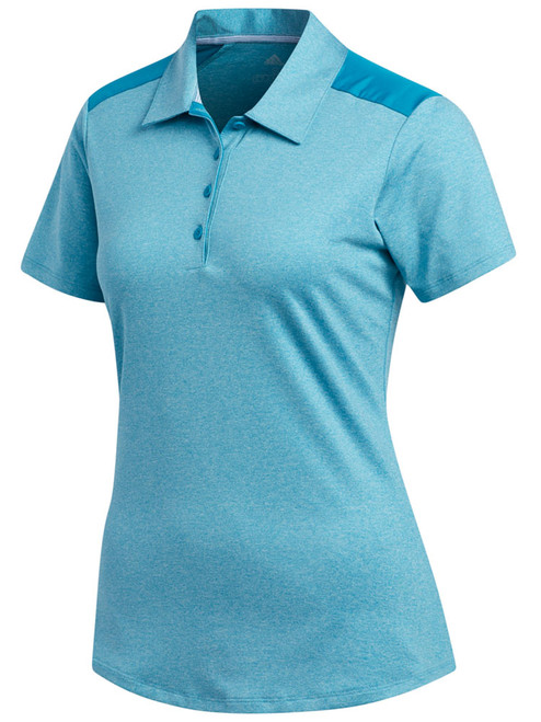 Adidas W Ultimate365 Polo - Active Teal