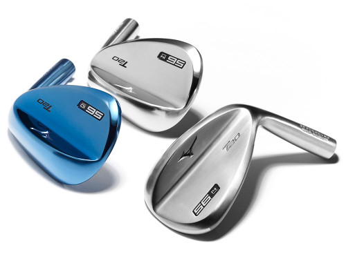 Mizuno T20 Wedge - Satin Chrome