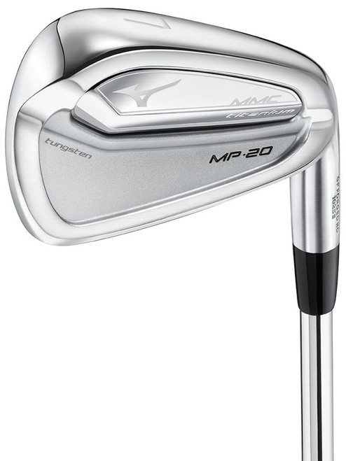 Mizuno MP-20 MMC Irons - Steel Shaft