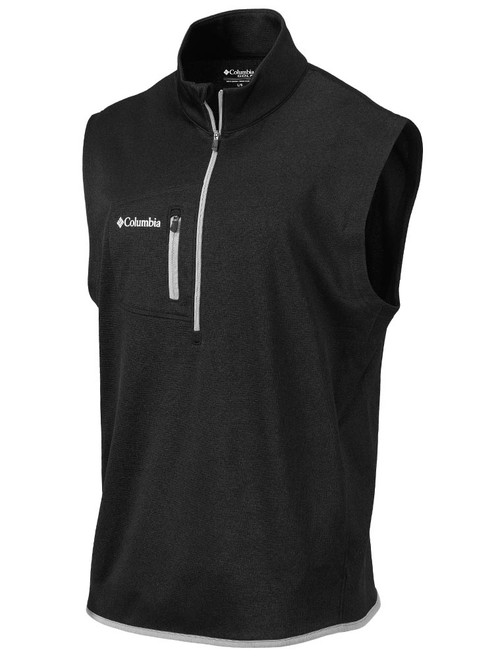 Columbia Golf Omni-Wick Explorer Vest - Black