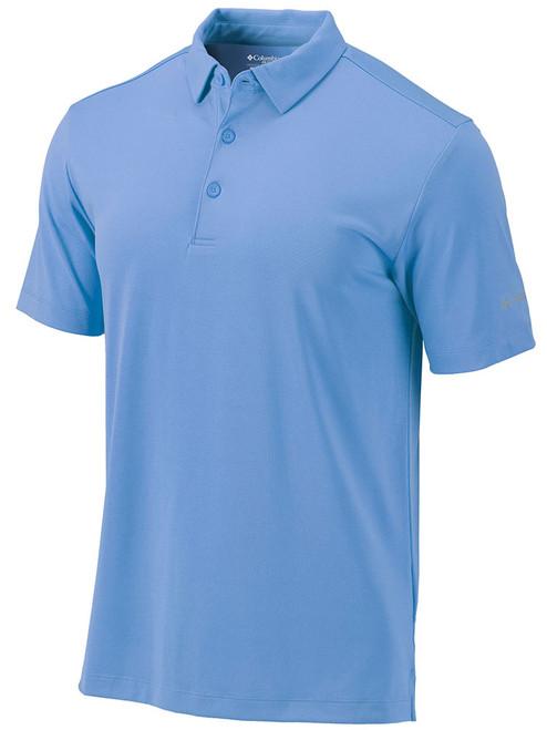 Columbia Golf Omni-Wick Drive Polo - White Cap