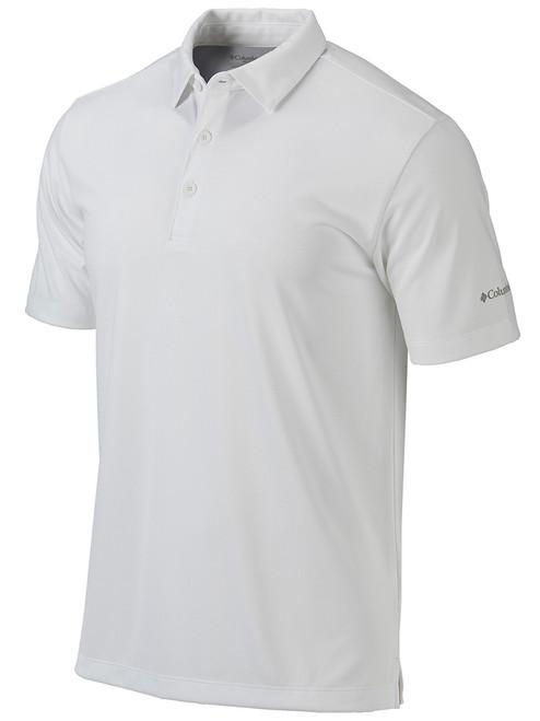 Columbia Golf Omni-Wick Drive Polo - White