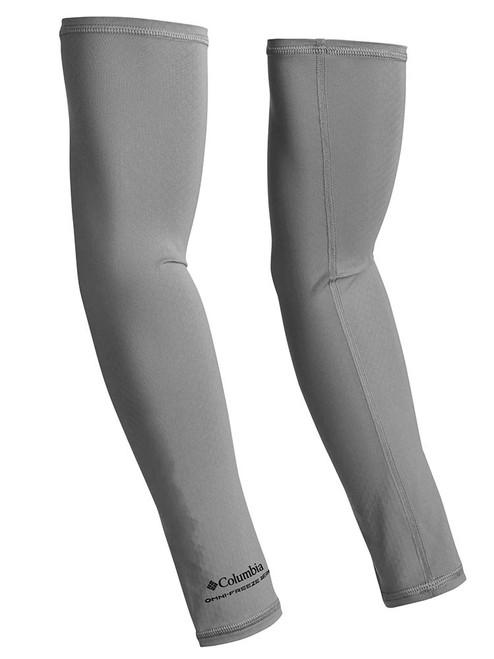 Columbia Freezer Zero Arm Sleeves - Cool Grey