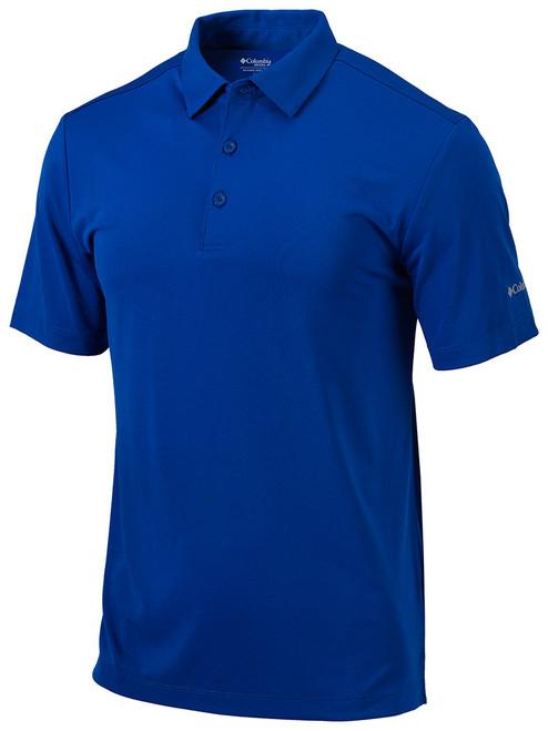 Columbia Golf Omni-Wick Drive Polo - Azul