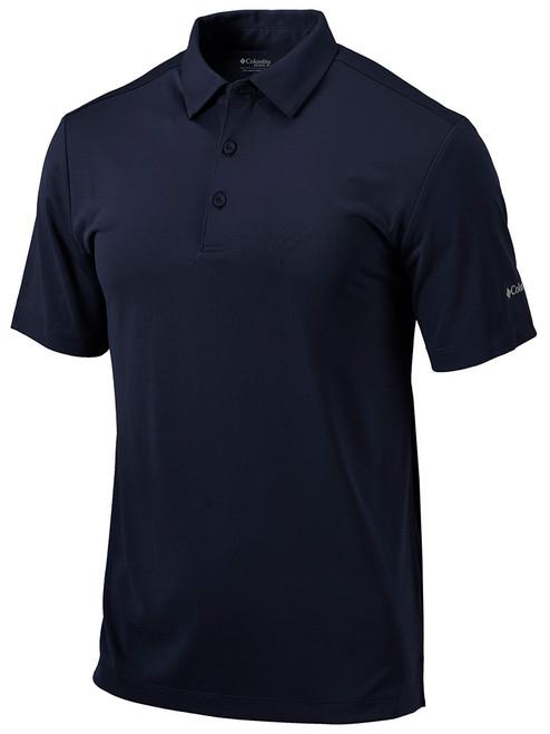 Columbia Golf Omni-Wick Drive Polo - Collegiate Navy