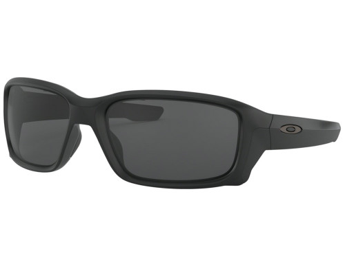 Oakley Straightlink - Matte Black w/ Grey Iridium