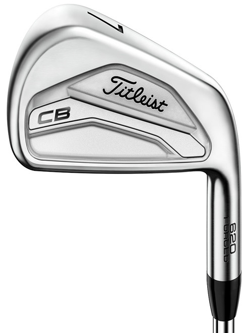 Titleist 620 CB Irons - Steel Shaft
