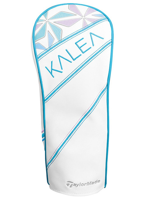TaylorMade Kalea 3 Ladies Package - White/Blue