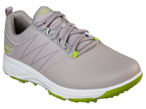 Skechers Go Golf Pro Torque Golf Shoes - Grey/Lime