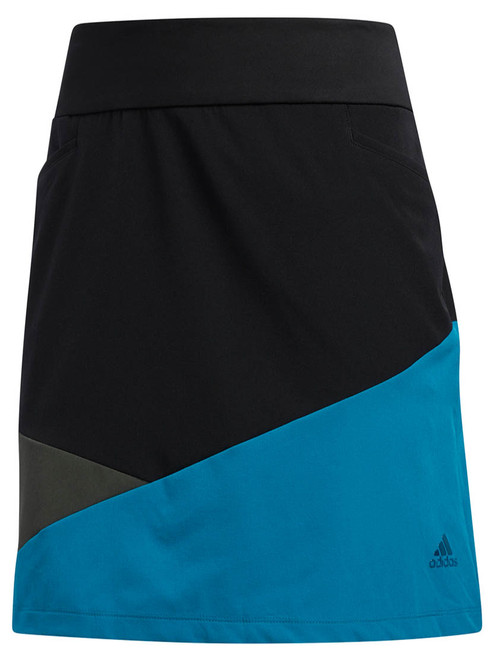 Adidas W Colourblocked Skort - Black