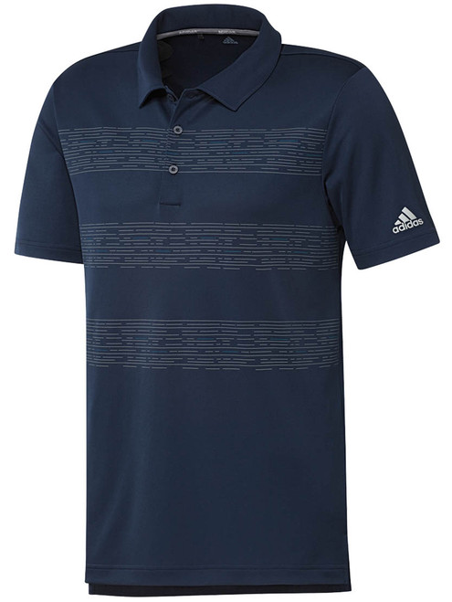 Adidas 3-Stripes Polo - Collegiate Navy