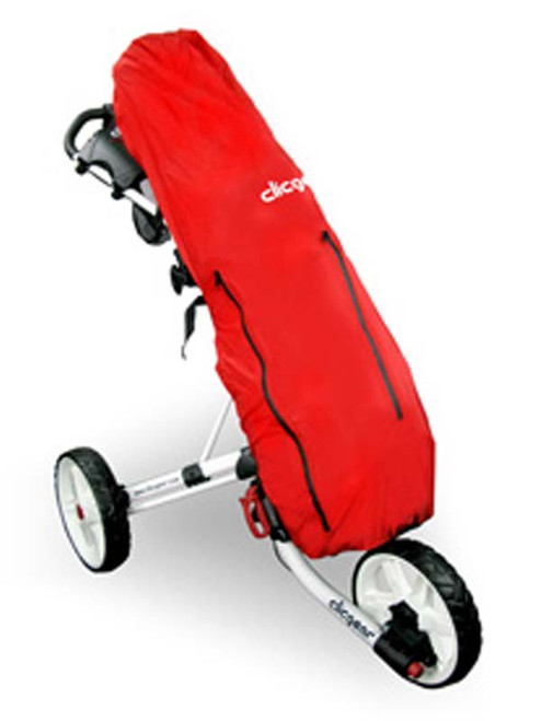 Clicgear Golf Bag Rain Cover Red