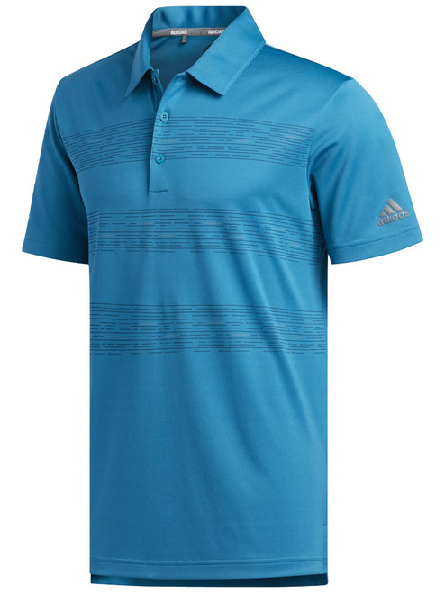 Adidas 3-Stripes Polo - Active Teal
