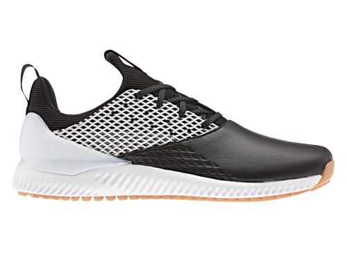 Adidas Adicross Bounce 2 Golf Shoes - Core Black/FTWR White