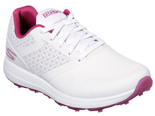Skechers W Go Golf Max Golf Shoes - White/Purple
