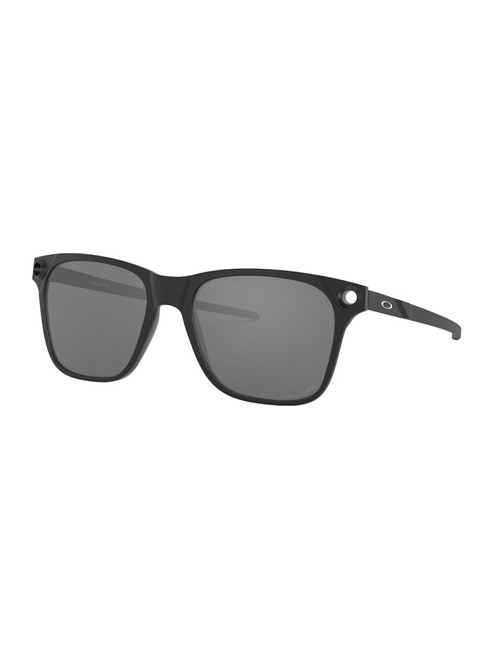 Oakley Apparition - Satin Black w/ Black Iridium Polarized
